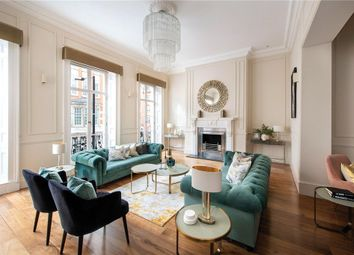 Thumbnail 4 bed property for sale in Wimpole Street, London