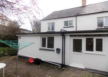 Thumbnail 1 bed flat to rent in Eliot Road, St Austell, Cornwall