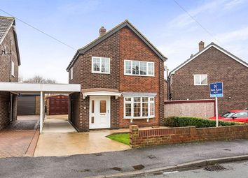 Thumbnail 3 bed detached house for sale in St. Helens Drive, Micklefield, Leeds