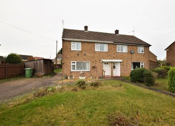 3 bed semi-detached house for sale in Locks Close, Greetham, Oakham LE15