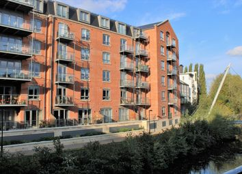 Thumbnail 2 bed flat for sale in Hungate Development, York