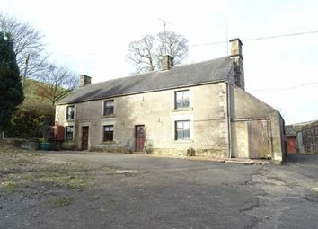 Thumbnail 3 bed detached house for sale in Hollinsclough, Buxton, Derbyshire