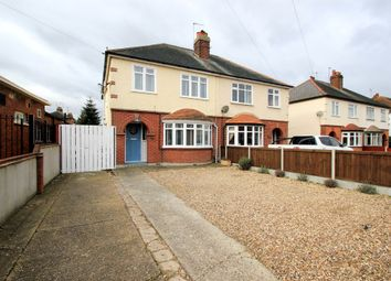 Thumbnail 4 bed semi-detached house for sale in Old Heath Road, Colchester