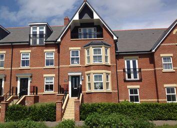Thumbnail 3 bed terraced house for sale in Coastguard Walk, Felixstowe