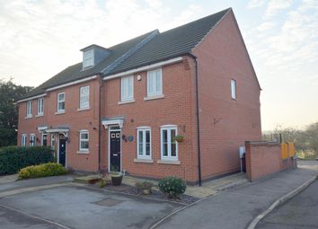Thumbnail 3 bed town house for sale in 2 Church View Drive, Old Tupton, Chesterfield