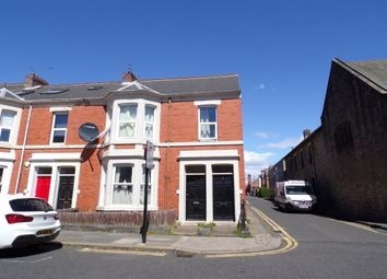 Thumbnail 2 bed flat to rent in Coniston Avenue, Newcastle Upon Tyne