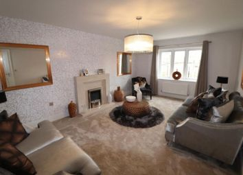 Thumbnail 4 bed detached house for sale in West Cross Lane, Mountsorrel, Loughborough