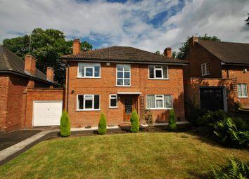 Thumbnail 4 bedroom detached house for sale in Moorcroft Road, Moseley, Birmingham