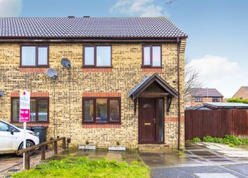 Thumbnail 3 bed semi-detached house for sale in Bugby Way, Raunds, Wellingborough