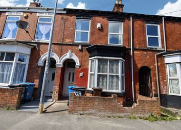 Thumbnail 3 bed terraced house for sale in Grafton Street, Newland Avenue, Hull