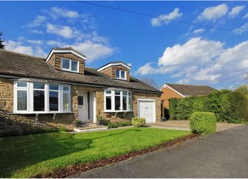 Thumbnail 4 bed detached house for sale in West Garth, Tadcaster