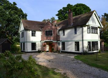 Thumbnail 4 bed detached house for sale in Garden Close Lane, Wash Common, Berkshire
