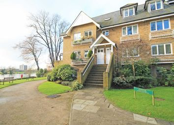 Thumbnail 2 bed flat to rent in Thames Close, Hampton