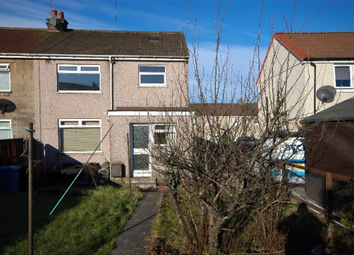 Thumbnail 3 bed semi-detached house to rent in Hawthorn Crescent, Beith, North Ayrshire, 1Df