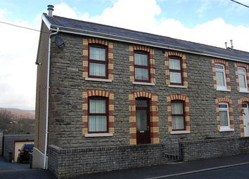 Thumbnail 3 bed semi-detached house for sale in Stepney Road, Garnant, Ammanford