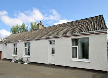 Thumbnail 3 bedroom detached bungalow for sale in Llynallan Road, Harthill, Shotts