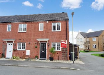 Thumbnail 3 bedroom semi-detached house for sale in 22, Mandir Close, Heritage Park, Oswestry, Shropshire