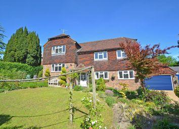 London Road, Coldwaltham, West Sussex RH20. 4 bed detached house