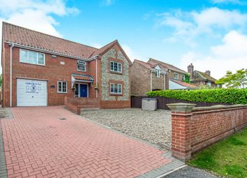 Thumbnail 4 bed property to rent in The Street, Gooderstone, King's Lynn