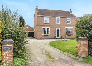 Thumbnail 4 bed detached house for sale in Mullberry House, Breighton, Selby