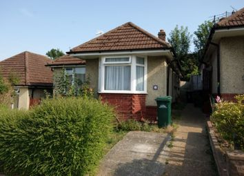 Thumbnail 2 bed detached bungalow for sale in Oakdene Crescent, Portslade, Brighton