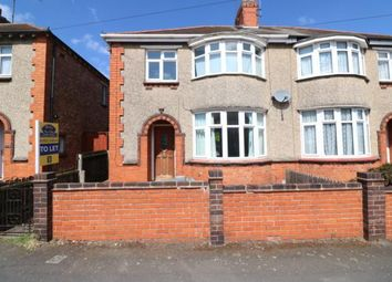 3 bed semi-detached house to rent in Park Avenue, Rushden NN10