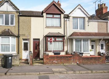 Thumbnail 2 bedroom terraced house for sale in Drew Street, Swindon