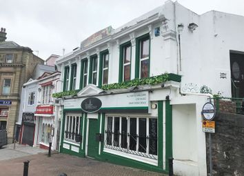 Thumbnail Restaurant/cafe to let in The Terrace, Torquay