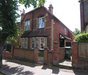 Thumbnail 3 bedroom property to rent in Wantage Road, Reading