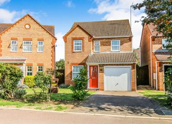Thumbnail 3 bedroom detached house for sale in Tulip Drive, Rushden
