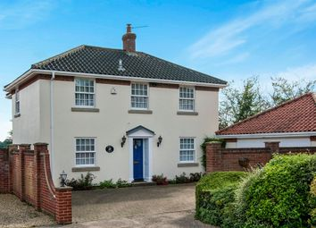 Thumbnail 4 bed detached house for sale in Selwyn Gardens, Pulham Market, Diss