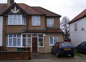 Thumbnail 3 bed flat to rent in Loretto Gardens, Kenton