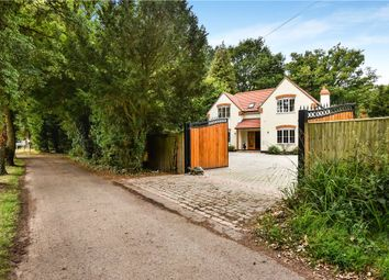 Thumbnail 4 bedroom detached house for sale in Ravenswood Avenue, Crowthorne, Berkshire