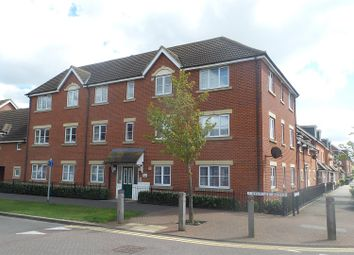 Thumbnail 2 bedroom flat for sale in West Lake Avenue, Hampton Vale, Peterborough