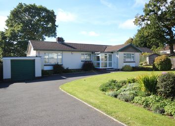 Thumbnail 3 bed detached bungalow for sale in Dartmoor View, Chulmleigh