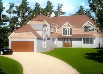 Thumbnail 6 bed detached house for sale in Forest Drive, Lower Bourne, Farnham