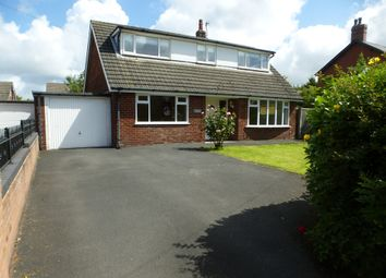 Thumbnail 3 bedroom detached house to rent in Church Road, Warton, Preston
