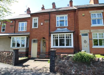 Thumbnail 3 bed terraced house for sale in Town Green Street, Rothley, Leicester