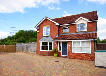 Pear Tree Hey, Yate, Bristol BS37. 4 bed detached house