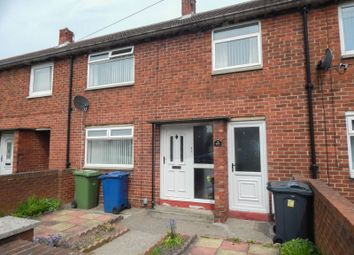 Thumbnail 2 bed terraced house to rent in Henderson Road, South Shields