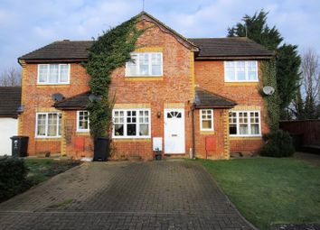 Thumbnail 2 bed terraced house for sale in Dunsford Close, Swindon