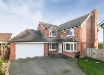 Thumbnail 4 bed detached house for sale in Lon Pedr, Llandudno, Conwy, North Wales