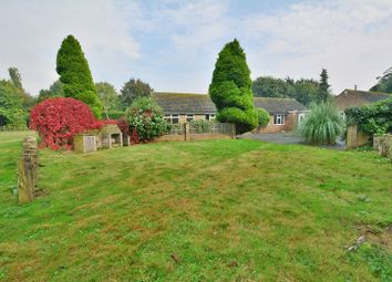 Thumbnail 5 bed detached bungalow for sale in Caenby Corner, Market Rasen
