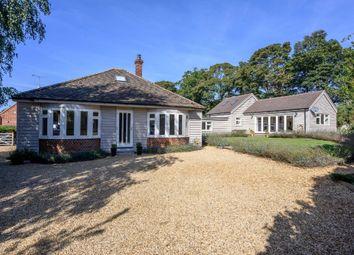 Thumbnail 5 bed detached house for sale in Church Lane, Heacham, King's Lynn, Norfolk