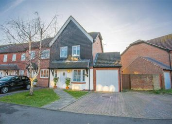 Thumbnail 4 bed end terrace house for sale in The Leas, Rustington, West Sussex