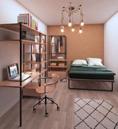 6 bed flat to rent in Phoenix Nights, 12 Phoenix Street, Lancaster, Flat 3 LA1
