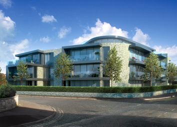 Thumbnail 2 bed flat for sale in Salterns Way, Lilliput