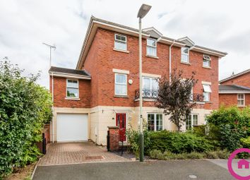 Thumbnail 5 bed semi-detached house for sale in Brosnan Drive, Cheltenham