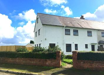 Thumbnail 4 bedroom semi-detached house for sale in Lunnon Close, Parkmill, Swansea