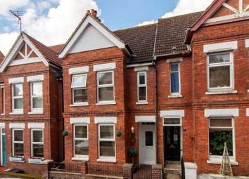Thumbnail 3 bed terraced house for sale in Watkin Road, Folkestone